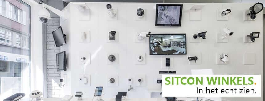 Bezoek onze winkels voor advies over beveiligingscamera's en meer