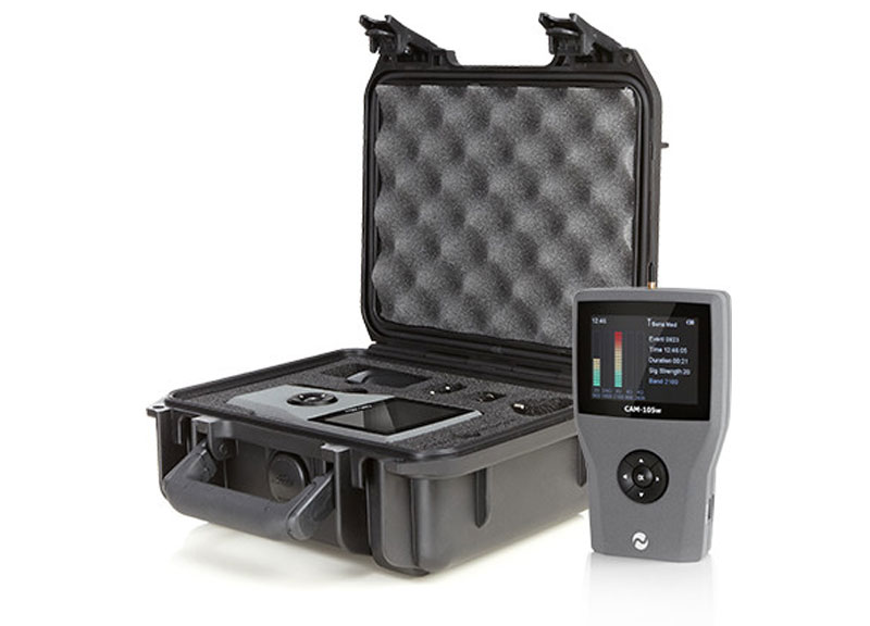 GSM / GPS Tracker detector CAM-105w PRO