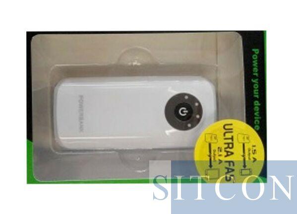 Powerbank 5V + 44 uur USB