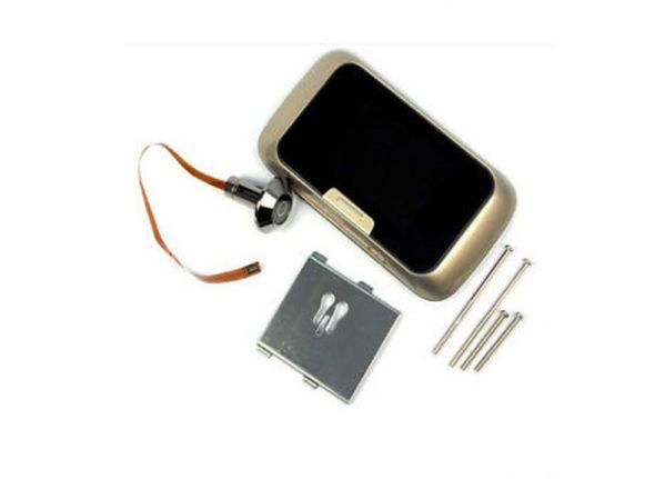 Digitale deurspion camera
