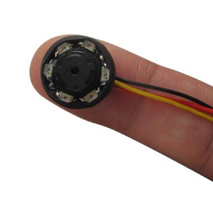 Mini spy-camera + IR Leds 850nm