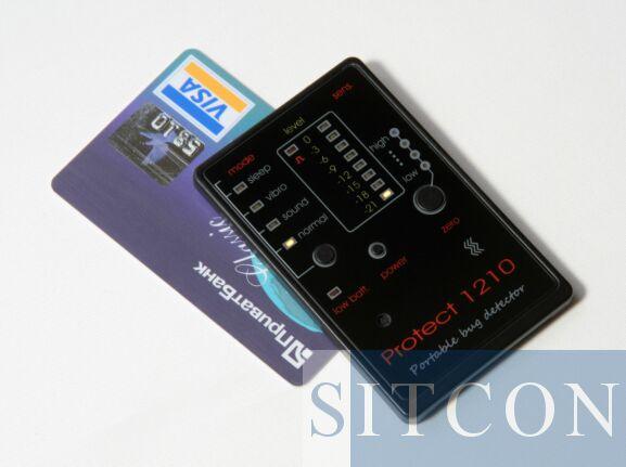 Wideband zender detector mini PLUS