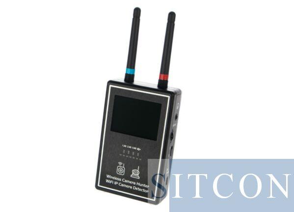 Draadloze + Wi-Fi camera scanner PLUS