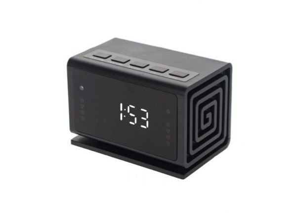 Wekkerradio Wi-Fi spy camera EASY