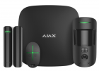 Draadloos alarmsysteem met PIR camera Zwart ELITE