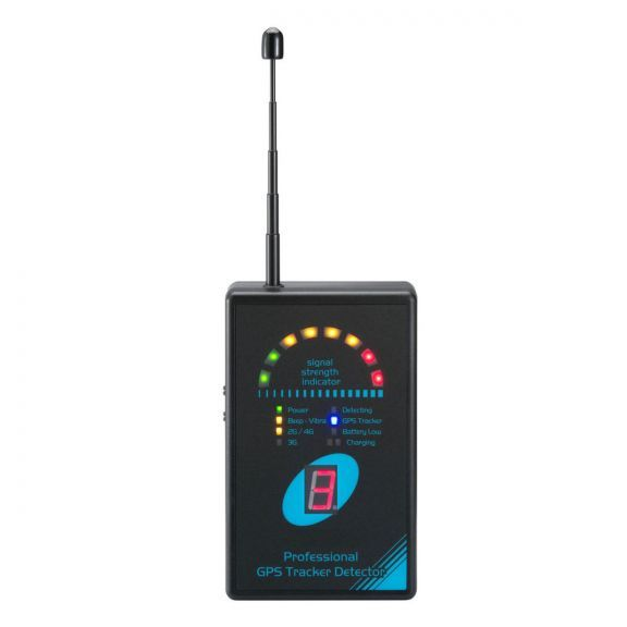 GSM / GPS Tracker detector EASY