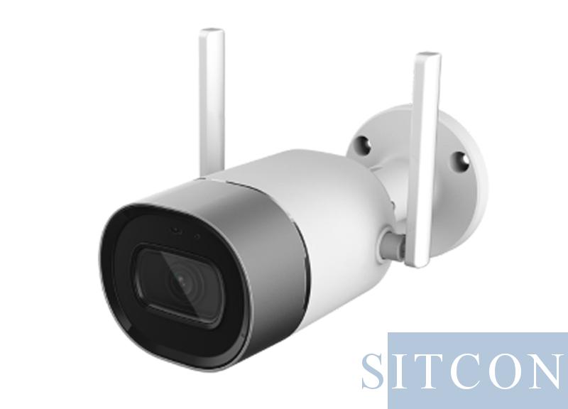 IP camera buiten - Alarmsysteem SMART uitbreiding