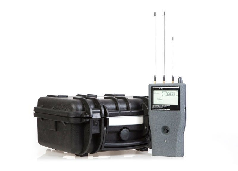GSM / GPS Tracker & Wideband zender detector PLUS