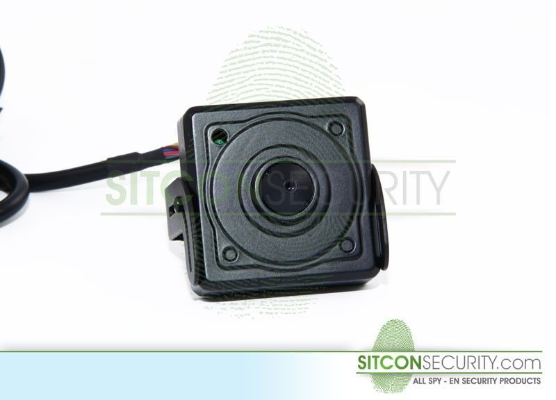 HD-SDI (Coax) - Mini spy camera