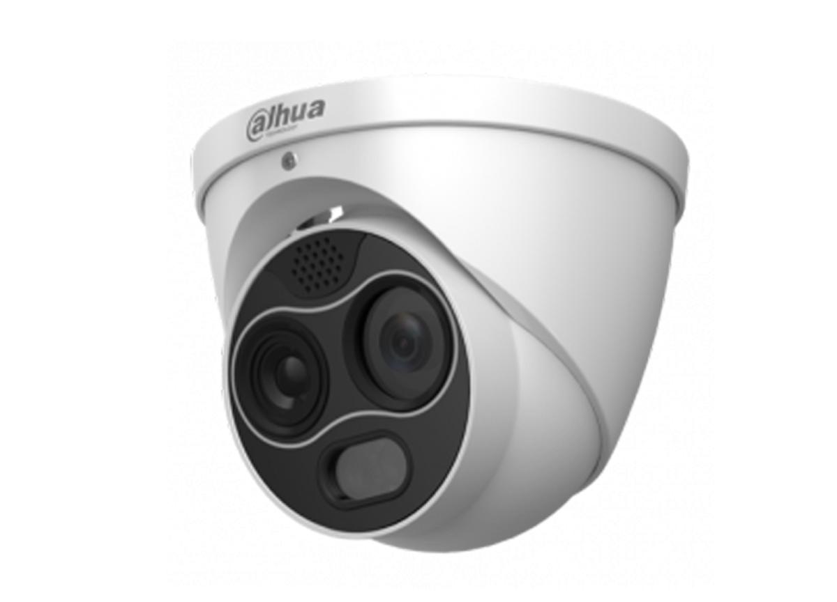 Dahua DH-TPC-DF1241P Hybride thermische camera