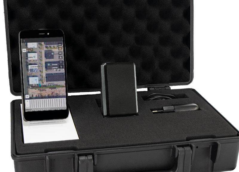 GPS tracker systeem - PLUS