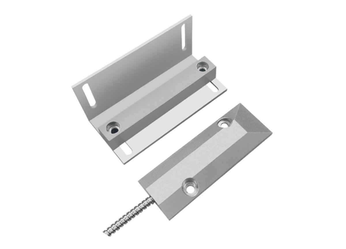 Roldeur magneetcontact hoek SMART