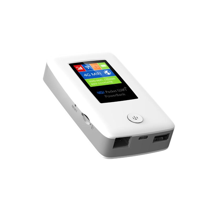 4G Router op batterij