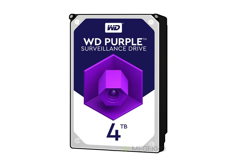 4 TB HDD + inbouw
